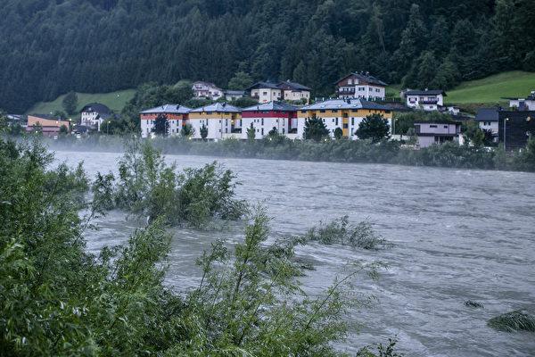 西欧洪灾已酿188死 中欧多处山洪爆发